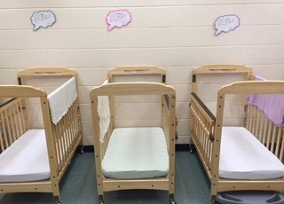 Personalized infant cribs